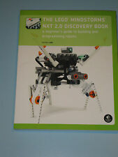 The Lego Mindstorms Nxt 2.0 Discovery Book : A Beginner's Guide to Building. .15