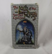 Lord of the Rings Tarot Deck and Card Game by US Game Systems Inc