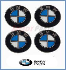 Car Wheel Center Hub Caps Sticker Emblem Badge For BMW 65mm / ~2.55 inches 4 pcs