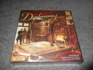 Brand New Sealed Diplomacy Board Game