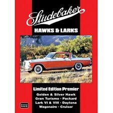 STUDEBAKER HAWKS & ALOUETTES Limited Edition Premier Livre Papier
