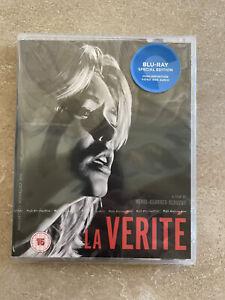La Vérité (Criterion Collection) [New Blu-ray] 4K Mastering, Restored,