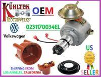 🔥OEM Vacuum Advance Distributor Electronic Ignition 0231170034EL VW Bug Ghia US