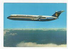 Caledonian / BUA 1-11 Jet Aviation Postcard, A675