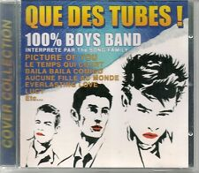 CD COMPIL 14 TITRES--THE SONG FAMILY--100% BOYS BAND 1997