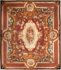 Antique Aubusson  Rug, Circa 1780 (14' x 17')