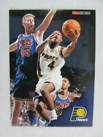 Travis Best Indiana Pacers 1996 NBA Hoops Basketball Card 64