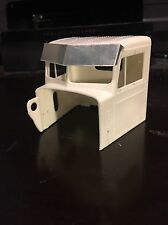 Model Truck Peterbilt Polished Aluminum Drop Visor AMT California Hauler ONLY!