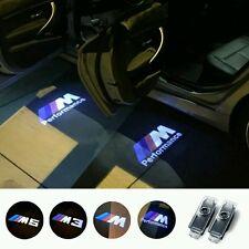 2pz Led auto proiettore logo ghost M3 BMW E90 E92 E93 F30 M3 M F10 M5 E63 E64