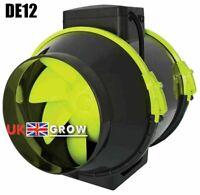 Garden high pro 4 inch 100 mm Hydroponic Inline Ventilation Grow Tent Fan