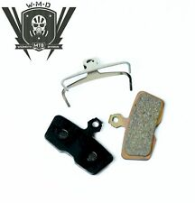 WMD SRAM Guide RE Code R Code RSC Sintered Disc Brake Pads