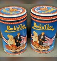 Rock'n'Choc Chocolate Chip Cookie Tins (Tins Only)