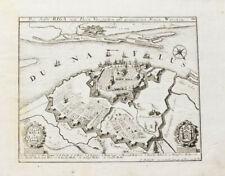 1715 Riga Kupferstich-Gesamtansicht Bodenehr