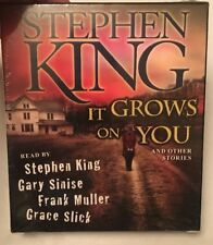 It Grows on You : And Other Stories by Stephen King (2009, CD, Unabridged)