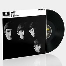 The Beatles - With The Beatles LP Vinyl Record