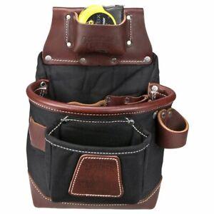 Occidental Leather 8582 FatLip Tool Fastener Screw Nail Bag Holder