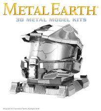 Fascinations Metal Earth Master Chief Helmet HALO Laser Cut 3D Model
