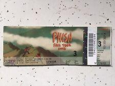 Phish 10/20/13 Hampton Coliseum, Va Ptbm Ticket Stub Pollock Poster Print!