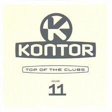 Kontor 11 (2001, mixed) Barthezz, Sylver, Atb, K5, Blank & Jones, Dumon.. [2 CD]