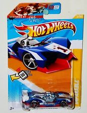 Hot Wheels 2012 New Models 3/50 Imparable Blue/Red