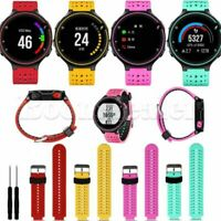Silicium Bracelet montres Band Pour Garmin Forerunner 235/630/230 GPS Watch New