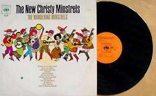 NEW CHRISTY MINSTRELS - WANDERING.. - CBS - HOLLAND LP