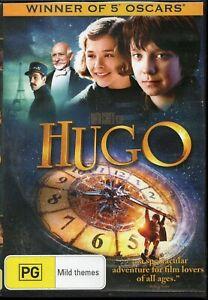 HUGO. Ben Kingsley. R4 DVD
