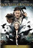 Snow White and the Huntsman DVD PG-13 2016 2-disc set gold edition for charity