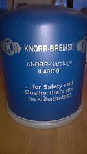KNORR-BREMSE  ll 40100F AIR DRYER CARTRIDGE DAF MAN VOLVO SCANIA ERF FODEN