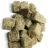 TUBIFEX WORMS FREEZE DRIED CUBES - BEST AVAILABLE! FREE SHIPPING!