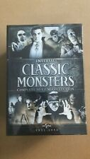 Universal Classic Monsters 30-Film Collection Complete 21 DVD Box Set USA seller