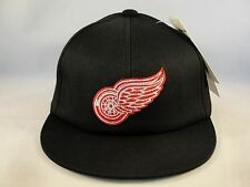 Infant Size NHL Detroit Red Wings Vintage Hat Cap Black Annco