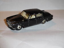 MATCHBOX ROLLS ROYCE SILVER SHADOW RED WITH BLACK PAINT #24