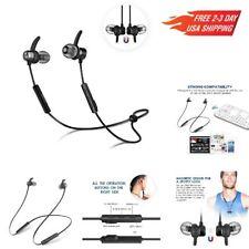 New!! Bluetooth Headphones 28 Wireless Sports Earphones In Ear Earbuds