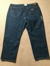 $65 RL Polo Jeans Co. Women's Denim Blue Jeans Capri Cropped Pants Sz 50x30 #D7