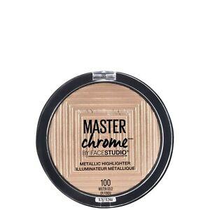 Maybelline Master Chrome Metallic Highlighter, 9gr