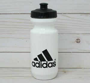 Adidas Sports Water Bottle Tumbler Cup White Black 200 mL 20 OZ New Bike Gym