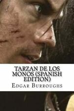 Tarzan de Los Monos (Spanish Edition) by Edgar Rice Burroughs (2016, Paperback)