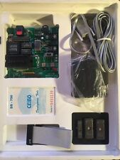 philips 80c51 microcontroller ds-750 development tools/programmer/emulator