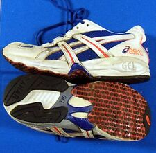 RETRO ASICS GEL TN610 RUNNING SHOES LATE 1980'S USED SIZE 8 1/2