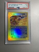2003 Pokemon Skyridge #149 Ho-Oh - Reverse Foil PSA 5