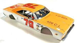 Carrera '70 Plymouth Road Runner 1970 1/32 Scale body.  Perfect condition.
