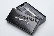 Groom Mate Platinum XL PLUS - Nose Hair Trimmer with Lifetime Warranty