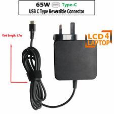 65W 5V 2A 9V 3A 12V 3A 14.5V 2A 15V 3A 20.3V 3.3A USB Adaptador de C-Cargador de batería