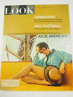 Look magazine September 6, 1966 - Julie Andrews cover