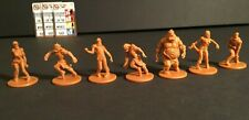 Zombicide Attack Pack w/cards CMoN: (7)