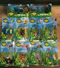 Lot Of 10x Disney Pixar A Bugs Life Figues NIB Atta Enemy Francis Slim Flik more