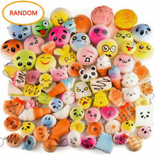 30 PCS aléatoire Squishy lente Rising kawaii mignon animal main Toy Phone Decor
