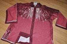 Vintage Maud Fredin Fredholm Cardigan Sweater M-L