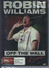 ROBIN WILLIAMS DVD Off The Wall Live Comedy